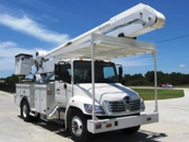 High-Reach Bucket Trucks