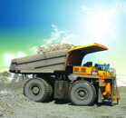 Rigid-Frame Off-Highway Mining Trucks