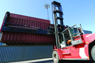 Container stackers
